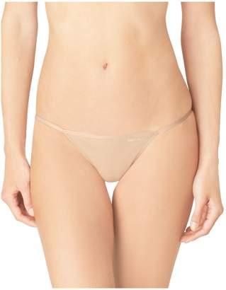 Calvin Klein Underwear Sleek String Bikini