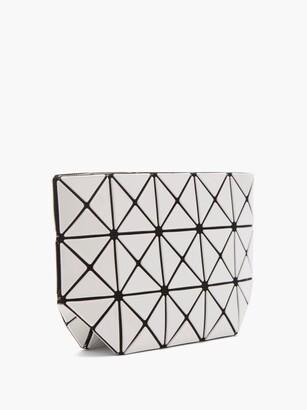 Bao Bao Issey Miyake Prism Pvc Cosmetics Pouch - White
