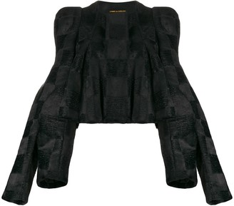 Comme des Garcons Structured Short Jacket