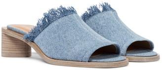 Acne Studios Denim sandals