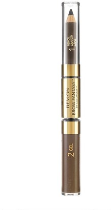 Revlon Brow Fantasy 2 In 1 Gel & Pencil 1.5G Brunette