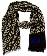 Proenza Schouler Abstract Print Scarf