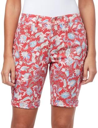 Bandolino Women's Riley Bermuda Jean Shorts