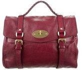 Mulberry Leather Alexa Bag