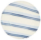 Daniel Cremieux Hand-Painted Striped Earthenware Dinner Plate