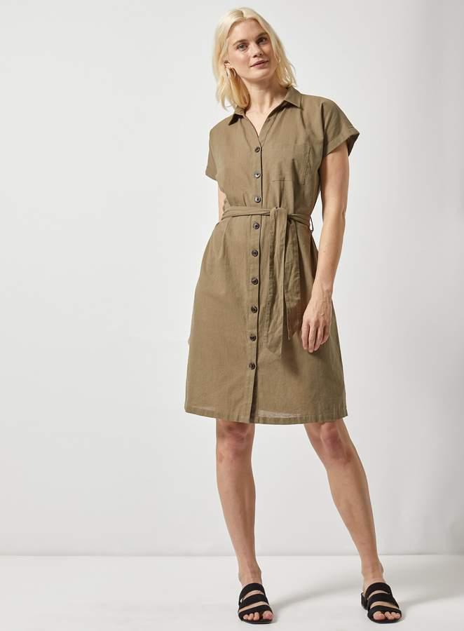 fce5c308d0c0 Khaki Dress - ShopStyle Australia
