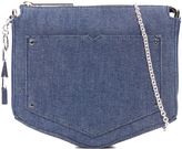 Eddie Borgo Denim Cross Body Bag