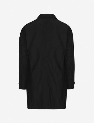 Stone Island Funnel-neck shell jacket
