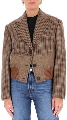 Chloé Cropped Boxy Jacket