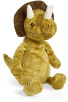Jellycat Infant Trevor Triceratops Stuffed Animal