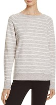 Current/Elliott The Perfect Stripe Sweatshirt