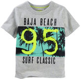 Osh Kosh Heather Surf Tee