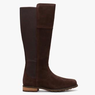 Ariat Sutton H20 Brown Suede Knee Boots