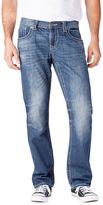 Seven7 Men's Belasco Luxury Straight Jeans