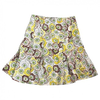 Gucci Yellow Skirt for Women Vintage