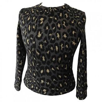 Marc by Marc Jacobs Black Wool Knitwear