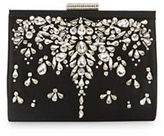 Badgley Mischka Adele Satin Clutch