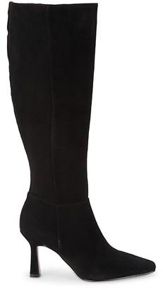 Sam Edelman Davin Suede Knee-High Boots