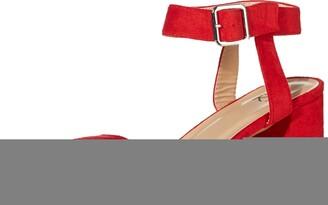 Yoki Women's Simona Heeled Sandal