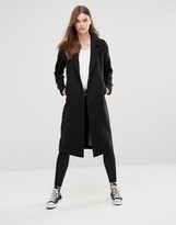 Only Maxi Long Wool Coat