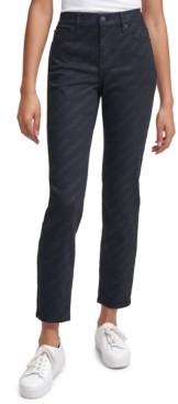 Calvin Klein Jeans Mid Rise Logo Pant