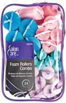 Salon Care Foam Roller Combo 24 Count