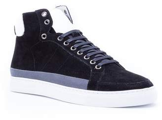 English Laundry Highfield High-Top Suede Sneaker