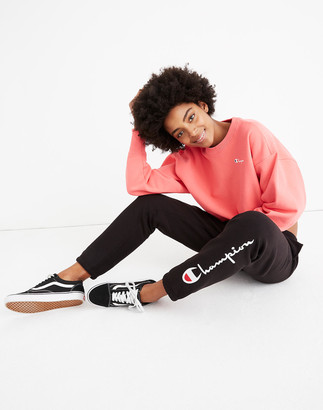 Madewell Champion Reverse Weave Terry Sweatpants