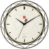 Bulova Frank Lloyd Wright Luxfer Prism Wall Clock