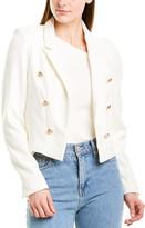 Harper Rose Cropped Jacket