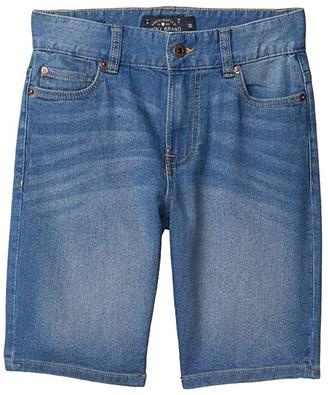 Lucky Brand Kids Skyway Denim Shorts in Skyway (Big Kids) (Skyway) Boy's Shorts