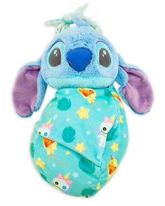 Disney Stitch Plush in Pouch Babies Small