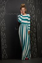 Shabby Apple Grannysmith Maxi Dress