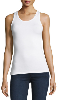 Majestic Filatures Soft Touch Scoop-Neck Tank