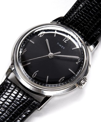 Timex Exclusive Marlin Blackout 34mm