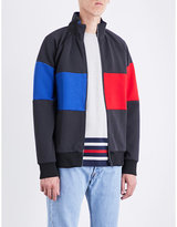 Tommy Hilfiger Tommy Editions Flag cotton-blend track jacket
