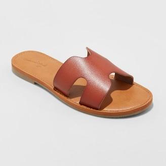 Women's Jenny Slide Sandals - Universal ThreadTM