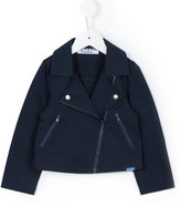 Familiar biker jacket - kids - Cotton - 2 yrs