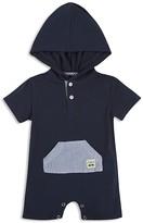 Andy & Evan Boys' Hooded Romper - Baby
