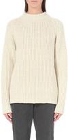 The Elder Statesman Fisherman cashmere jumper