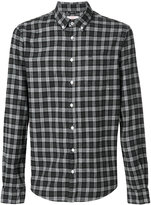 Sun 68 checked shirt