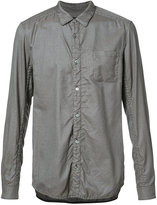 Undercover checked shirt