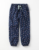 Boden Jersey Lined Printed Pants