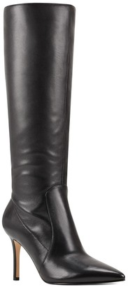 Nine West Fivera Women's Leather Tall Boots