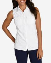 Eddie Bauer Women's Mountain Sleeveless Shirt