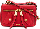 Moschino zipped shoulder bag