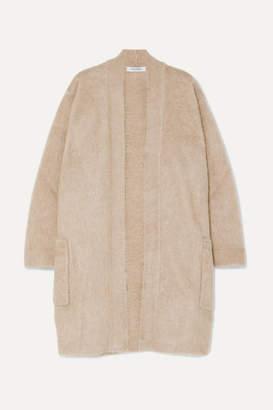 Max Mara Maroso Knitted Cardigan - Beige