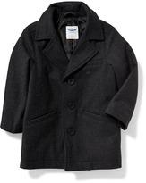 Old Navy Wool-Blend Coat for Toddler Boys