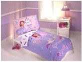 Disney Junior Sofia The First Dream Like A Princess Microfiber 4-Piece Toddler Bed Set by Disney