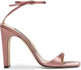 Thumbnail for your product : Sergio Rossi Satin Sandals